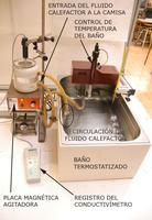 Instalación experimental Práctica 1
